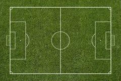 Fundo da textura do campo de futebol ou do campo de futebol foto de stock royalty free