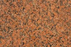Fundo da textura do granito Texturas vermelhas do granito fotografia de stock royalty free