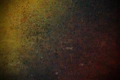 Fundo da textura do grunge da oxidação do metal Imagem de Stock
