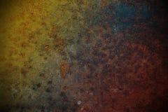 Fundo da textura do grunge da oxidação do metal Foto de Stock Royalty Free