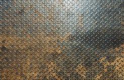 Fundo da textura do metal Foto de Stock