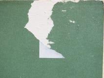 Fundo da textura do papel verde Imagem de Stock Royalty Free