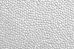 Fundo da textura do Styrofoam fotografia de stock royalty free