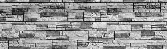 Fundo da textura do tijolo da parede de pedra Fotografia de Stock