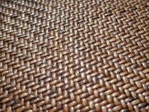 Fundo da textura do Weave foto de stock royalty free