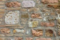 Fundo da textura da parede de pedra Foto de Stock Royalty Free