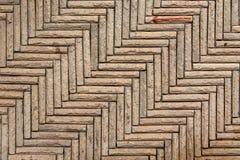 Fundo da textura da parede de pedra de Brown Imagem de Stock Royalty Free