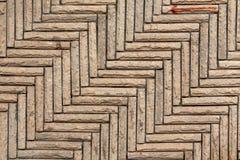Fundo da textura da parede de pedra de Brown Fotografia de Stock Royalty Free