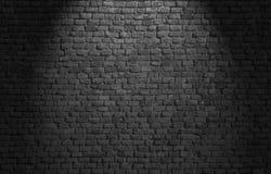 Fundo da textura da parede de tijolo Parede de tijolo velha imagem de stock
