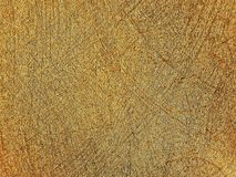 Fundo da textura da pintura do ouro e conceito das texturas fotos de stock