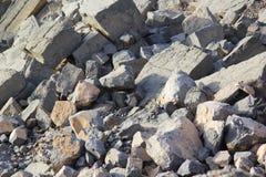 Fundo da textura da rocha do mar Fotografia de Stock Royalty Free