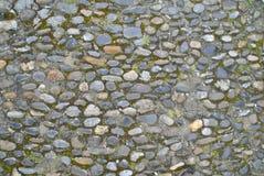 Fundo da textura da rocha e da pedra Foto de Stock