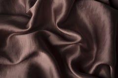 Fundo da textura da tela, matéria têxtil que olha como o chocolate lindo fotografia de stock