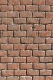 Fundo da textura velha da parede de tijolo do vintage Foto de Stock