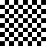 Fundo da xadrez do tabuleiro de damas Imagens de Stock Royalty Free
