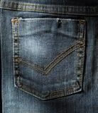 Fundo das calças de brim Imagens de Stock Royalty Free