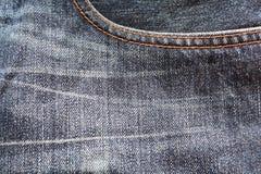 Fundo das calças de brim Imagem de Stock