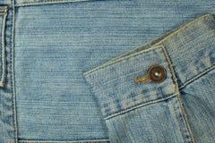 Fundo das calças de brim Foto de Stock Royalty Free