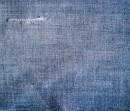 Fundo das calças de brim com arrastado imagens de stock