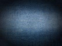 Fundo das calças de brim da sarja de Nimes Foto de Stock