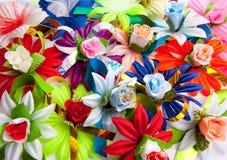 Fundo das flores varicoloured fotos de stock royalty free
