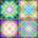 Fundo das iluminações Imagens de Stock Royalty Free
