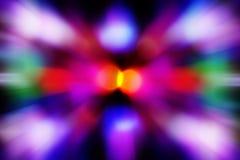 Fundo das luzes de néon Fotografia de Stock