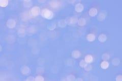 Fundo das luzes de Natal - fotos conservadas em estoque Foto de Stock Royalty Free