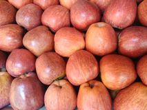 Fundo das maçãs foto de stock royalty free