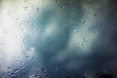 Fundo das nuvens de tempestade Imagem de Stock
