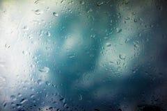 Fundo das nuvens de tempestade Imagem de Stock Royalty Free
