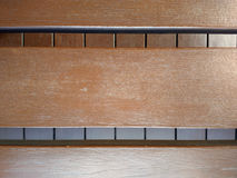 Fundo das placas de madeira Foto de Stock