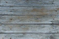Fundo das placas de madeira velhas, horizontal Imagem de Stock