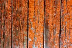 Fundo das placas idosas de madeira verticais Textura retro para o projeto foto de stock