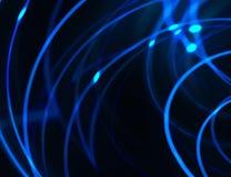 Fundo das redes da alta tecnologia Foto de Stock