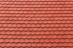 Fundo das telhas de telhado Fotos de Stock Royalty Free