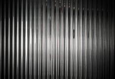 Fundo de aço inoxidável da textura do metal Foto de Stock Royalty Free