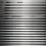 Fundo de aço inoxidável da textura do metal Imagem de Stock
