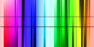 Fundo de Absrtact de barras coloridas imagens de stock