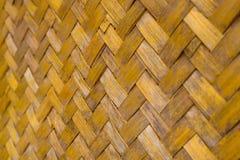 Fundo de bambu Fotos de Stock
