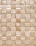 Fundo de bambu da esteira Imagens de Stock