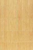 Fundo de bambu da esteira fotografia de stock royalty free