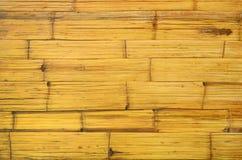 Fundo de bambu da textura Fotografia de Stock Royalty Free