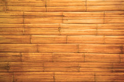 Fundo de bambu da textura Imagens de Stock