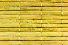 Fundo de bambu da textura Imagem de Stock