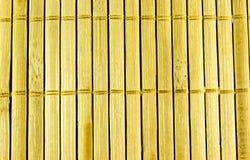 Fundo de bambu da textura Fotografia de Stock