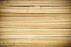 Fundo de bambu do teste padrão Fotos de Stock Royalty Free