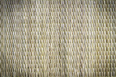 Fundo de bambu do weave Foto de Stock