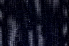 Fundo de borrão do bokeh das luzes de círculos azuis foto de stock