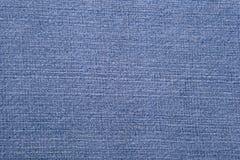 Fundo de brim azul Foto de Stock Royalty Free